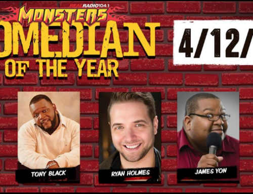 ‎Monsters Comedian of the Year Finals