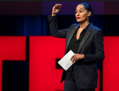"Everyone Needs To Watch Tracee Ellis Ross ""TED Talk On The Power Of Women's Fury"""