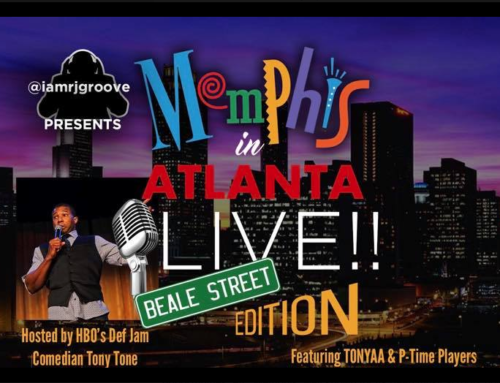 """Memphis In Atlanta LIVE"""
