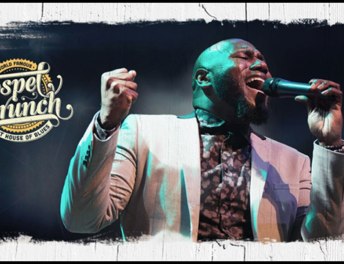 House of Blues Gospel Brunch- June 3 at 1 PM