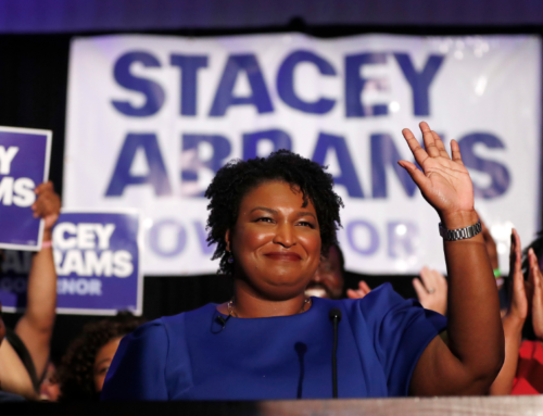 Stacey Abrams wins GA primary, would be 1st black woman governor in US