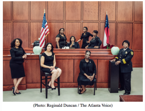 In the City of South Fulton's justice system, BLACK WOMEN hold all the reins